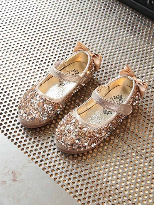 0512266cee Sweet Shoes With Bowknot | Princess Dresses | Baby girl shoes, Girls ...