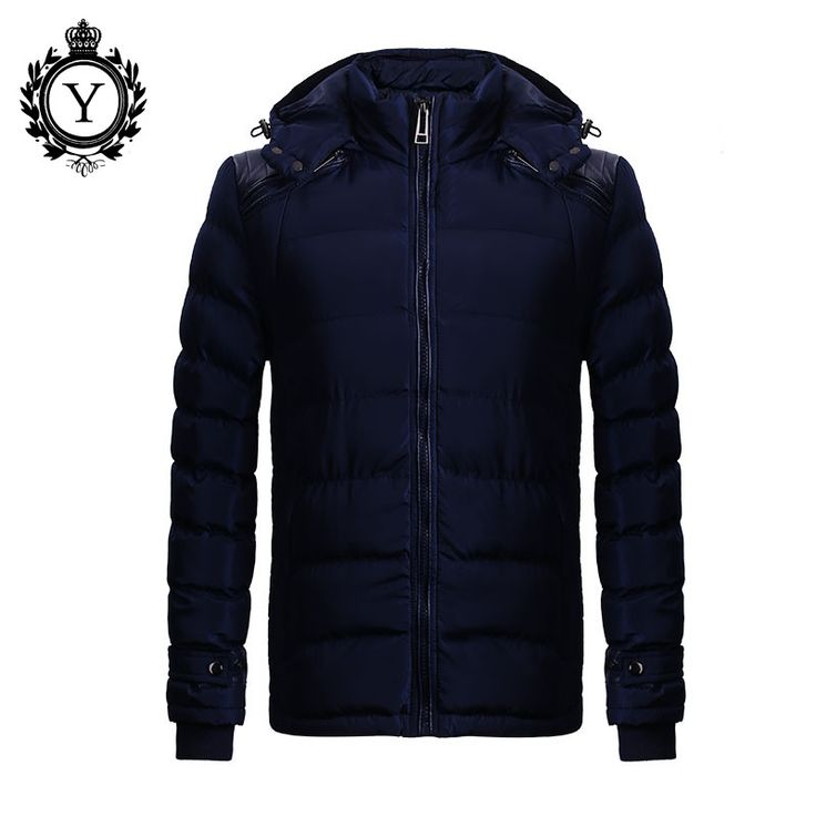 Brand Winter Jacket Men Parkas Coat Male Jacket Jaqueta Masculina High Quality Breathable Casual Outwear Clothing