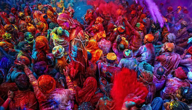7 WORLD FESTIVALS YOU MUST EXPERIENCE