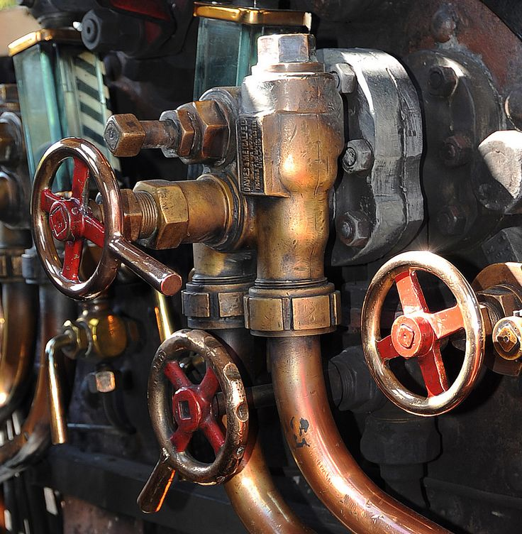 #steam #engine #footplate
