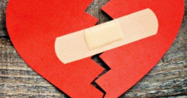 5 πράγματα που πρέπει να θυμάσαι όταν η καρδιά σου είναι… ραγισμένη