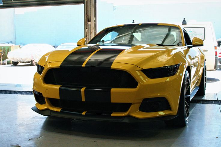 Eastside Mustang Enhancement Photo Shoot