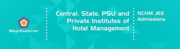 Management Hotel Institutes Of Hotel Manage 2020