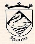 Герб матери короля Артура.