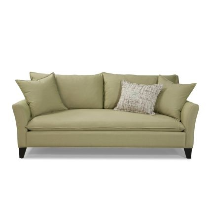 Chesterfield Sofa  Parker Collection Pear Green Upholstered Sofa Furniture LivingRoom