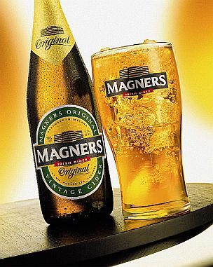 My love, Magners!