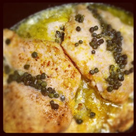 Slow cooker Gluten free chicken piccata