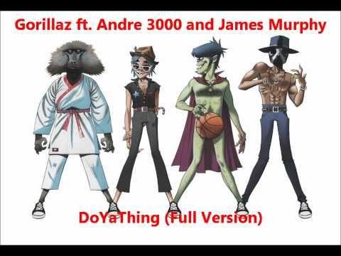 Gorillaz / James Murphy / André 3000