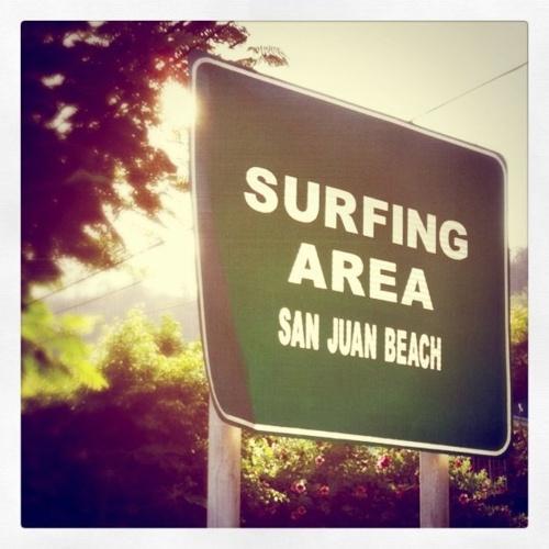 PHILIPPINES | Puerto de San Juan, La Union. The Surfing Capital of the North