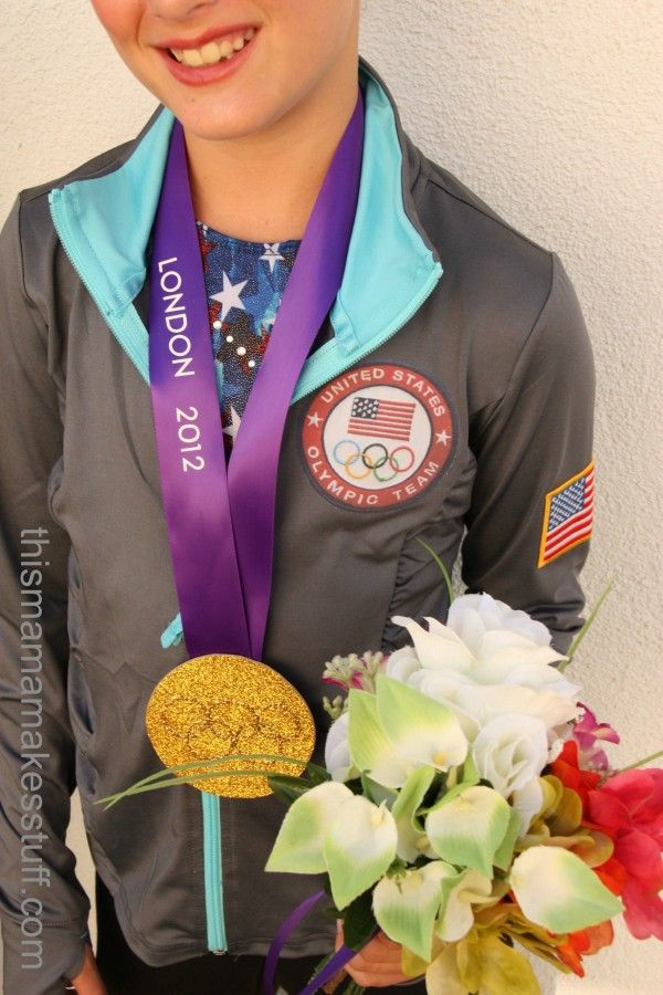 olympic gymnast costume