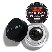 Long-Wear Gel Eyeliner by Bobbi Brown. Gives me the liquid liner look with the ease and feel of a gel formula. I loooovvveee it!