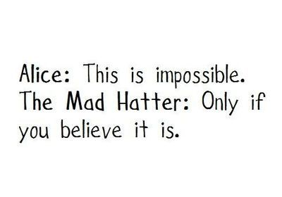 mad hatter and education quotes | The Mad Hatter