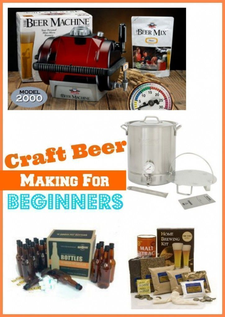 Craft #Beer Making Supplies for the Beginner http://kristitrimmer.com/craft-beer-making-supplies-for-the-beginner/ #homebrewing #fathersday #fathersdaygiftideas #homebrewingforbeginners #homebrewingbeer
