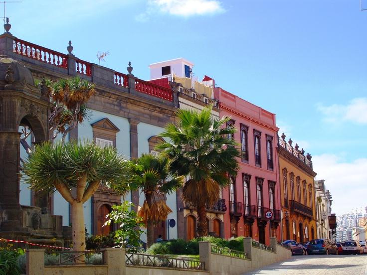 Vegueta. Las Palmas de Gran Canaria