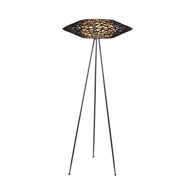 Halo Tripod Lamp