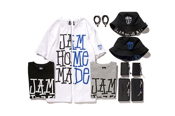 Stussy Japan x JAM HOME MADE 2014 Summer Capsule Collection