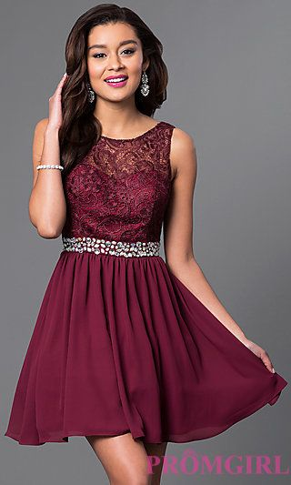 17 Best ideas about Short Chiffon Dress on Pinterest | Dance ...