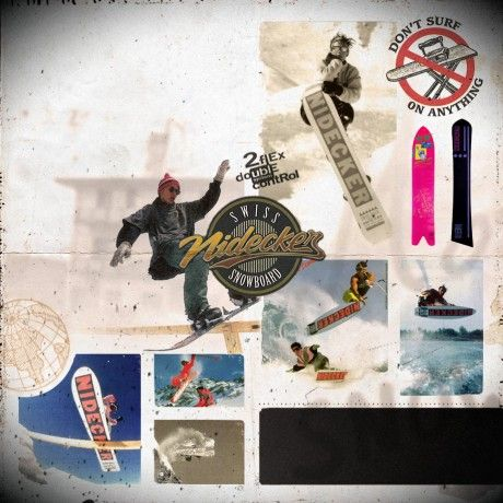 Nidecker Snowboards - History