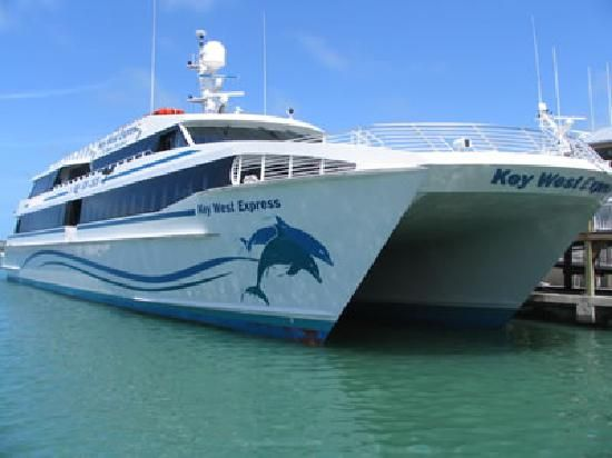 Key West Express - located in Fort Myers Florida.  Plan a trip to the Key West while visiting Port Charlotte, FL
