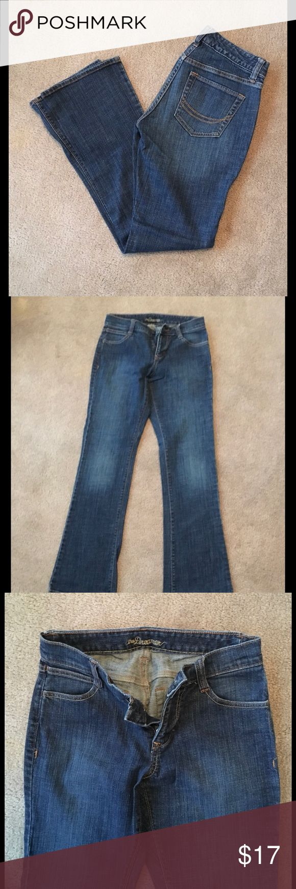 Old Navy Boot Cut Dreamer Jeans - Sz - 1 Old Navy Boot Cut Dreamer Jeans - Sz - 1.  Mid Rise Old Navy Jeans Boot Cut