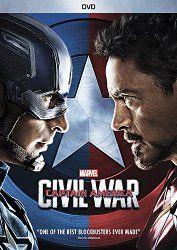 Marvel's Captain America: Civil War (DVD)