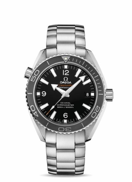 OMEGA Watches: Seamaster Planet Ocean - Steel on steel - 232.30.42.21.01.001