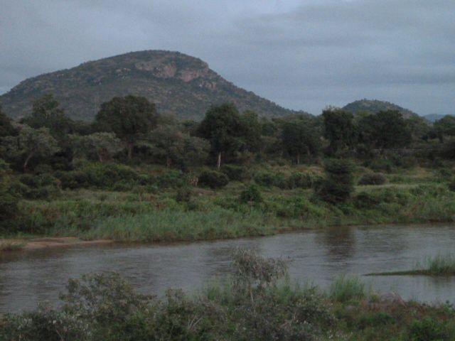 Kruger National Park from Pestana Lodge, Melalane, South Africa