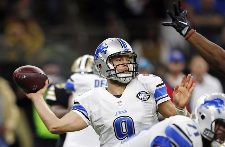 Detroit Lions quarterback Matthew Stafford (AP Photo/Butch Dill, File)  A quick start in the NFL is crucial. Only four out of 21teams with four or more losses by Week 8 made the playoffs last season,with just 11 other teams doing the same over the past five years. It's also important to...  http://usa.swengen.com/five-teams-that-face-brutal-first-half-of-the-2017-nfl-season/