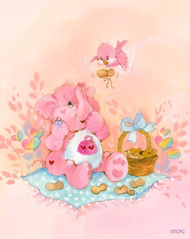 Care Bear Cousins: Lotsa Heart Elephant