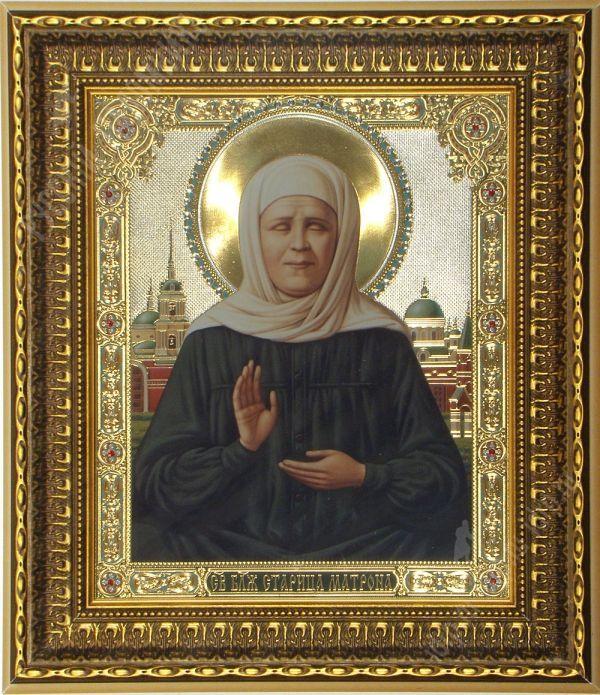 Молитва Матроне Московской для успокоения нервов и души.
