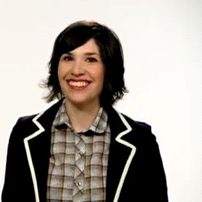 Definitive Proof That Carrie Brownstein Is Not Of This Earth