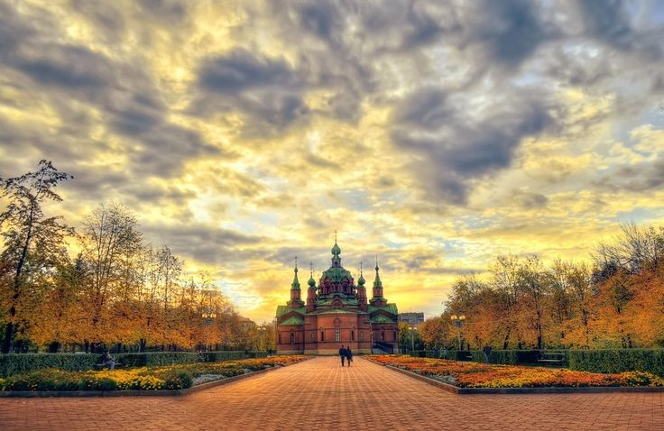Another castle! | 15 Pictures That Might Make You Want To Visit Russia