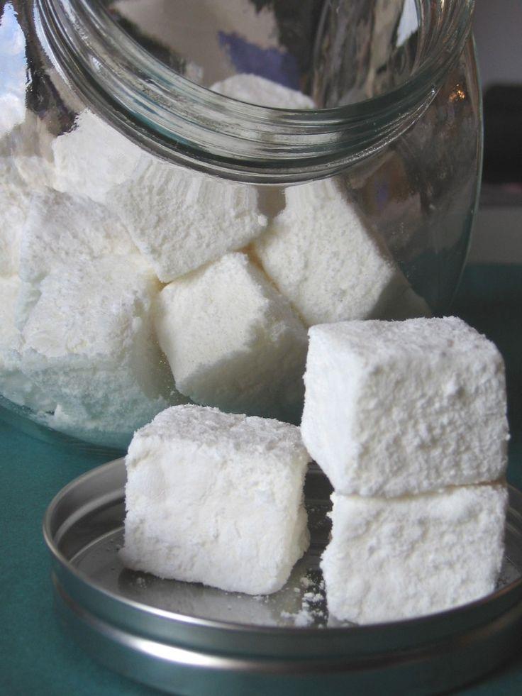 recette guimauves à l'ancienne pour candy bar
