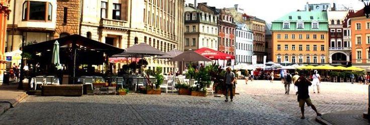 Riga - Latvia TGS Pictures
