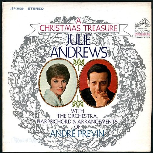 28 best music images on pinterest country music julie andrews and a christmas treasure by julie andrews was her first musical undertaking since the fandeluxe Choice Image