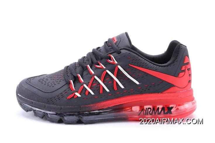 Men Nike Air Max 2015 Running Shoe SKU:92505 219 2020 Outlet