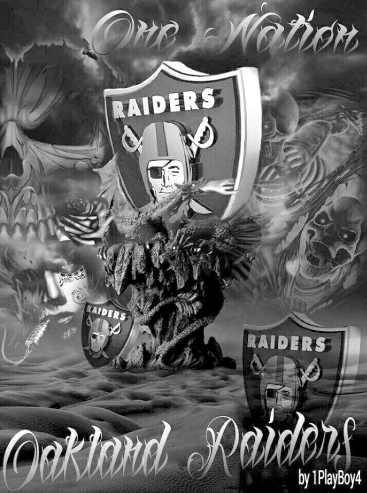 31 best oakland raiders images on pinterest raider nation raiders girl oak raiders raider nation oakland raiders images oakland raiders football nfl football american football life sentence 4 life voltagebd Image collections