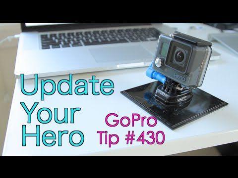 How To Update GoPro HERO - GoPro Tip #430 - YouTube