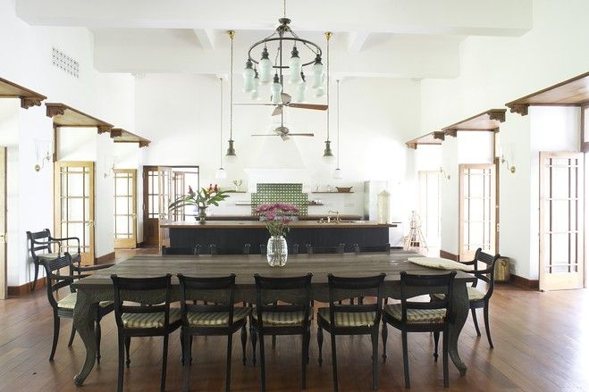 Asia House of the Day: 'X-Files' Star's Sri Lanka Home for