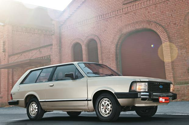 Ford Belina II 1978 - 1984