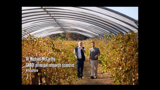 Environmental Champions of the Barossa: Mike McCarthy
