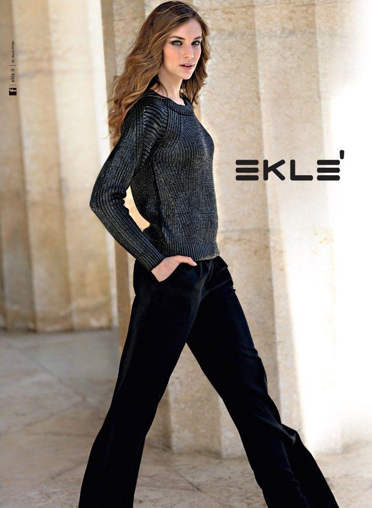 Sfoglia i Lookbook Eklè - Fall Winter 2015/16