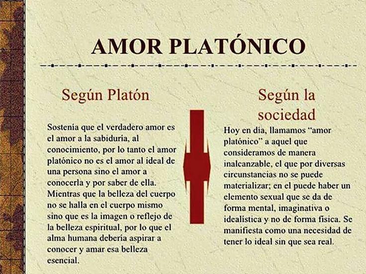 Segun Platon