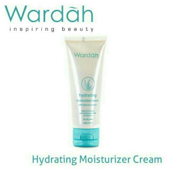 Saya menjual Wardah Hydrating Moisturizer Cream seharga Rp23.500. Ayo beli di Shopee! https://shopee.co.id/cosmetic_hq/146328776
