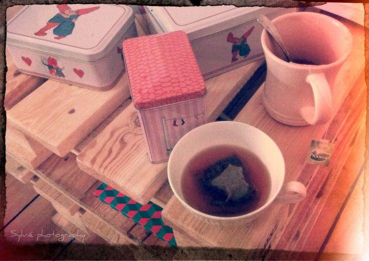 Tea Time - Sylvié Photo