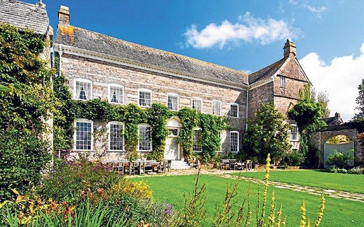 Zac Goldsmith's £6.5 million organic farm sold after divorce - Telegraph