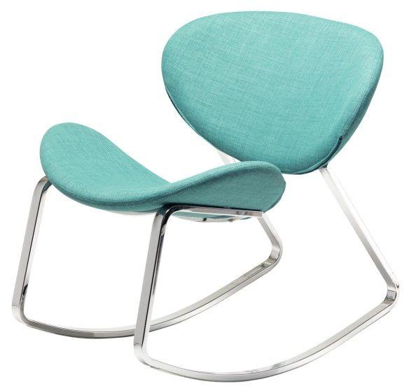 Un scaun pastel, pentru birouri colorate. #scaun #pastel #kikaromania #decoratiuni #design #mobilier