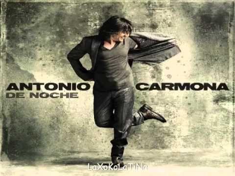 Antonio Carmona - Pa' que - nuevo disco 2011 - De noche