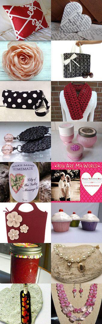 Sweet Valentine Indulgences by julia on Etsy--Pinned with TreasuryPin ...