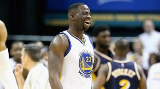 Warriors fans don't have to worry about Draymond Green's return Draymond Green  #DraymondGreen